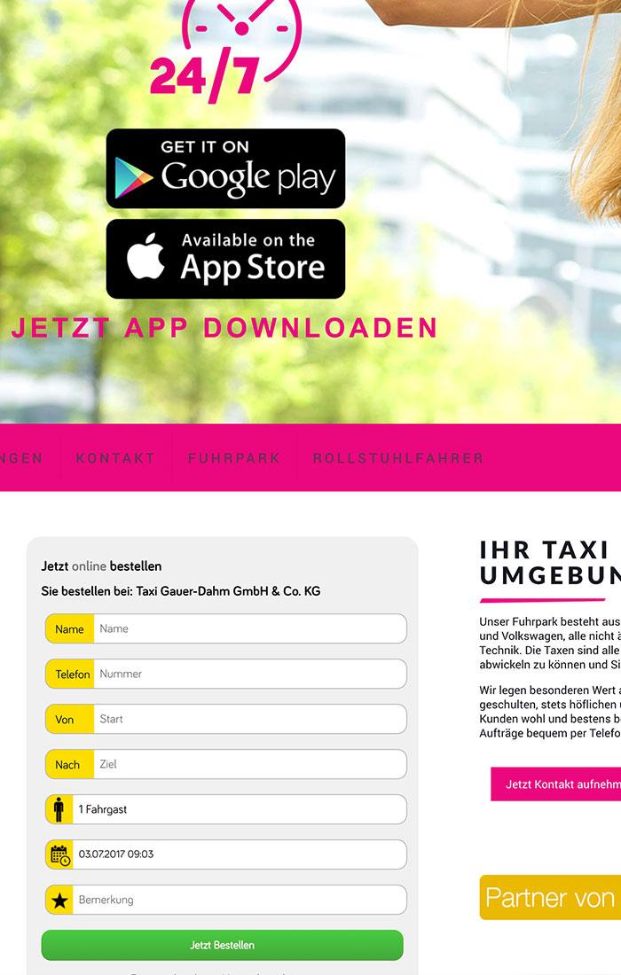 taxi-trier